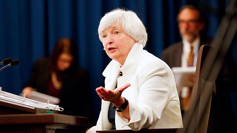 聯準會主席葉倫明年2月任期屆滿,接班人的貨幣政策成焦點。