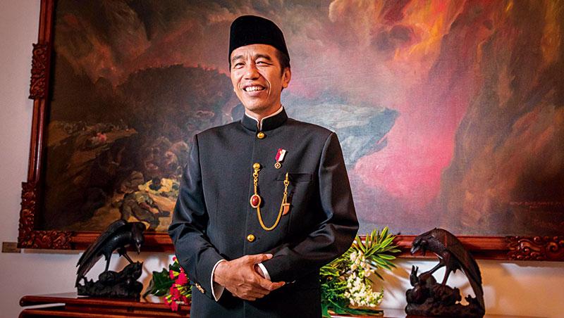 自從佐科威(Joko Widodo)當選印尼總統後,世界級的領導人連番造訪印尼,行程幾乎沒斷過。