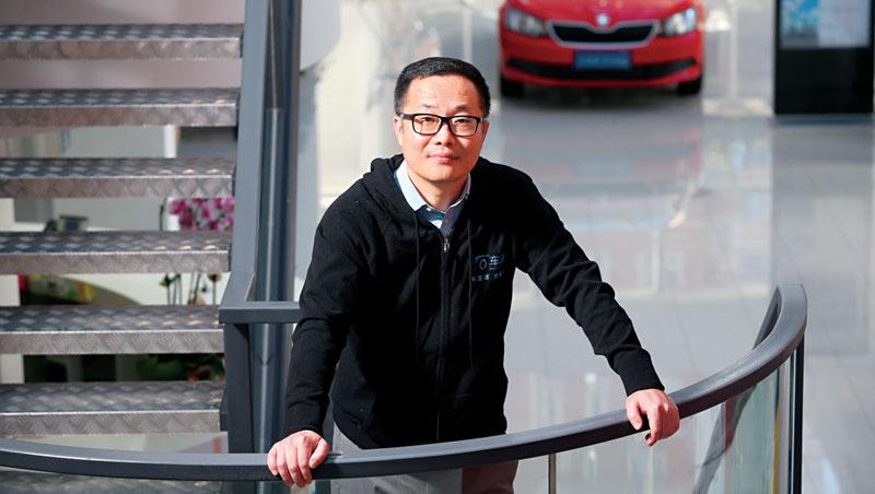 老車廠三年逆襲 養出中國最大O2O汽車維修網