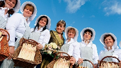 踏遍70國王文靜:春遊萊茵河,吃全球最棒的白蘆筍!