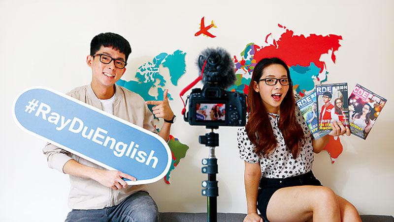 阿滴英文,全台訂閱數最高,也是第一個突破百萬訂閱數的知識型YouTube頻道,由阿滴和滴妹兩兄妹組成,自一五年開始經營。