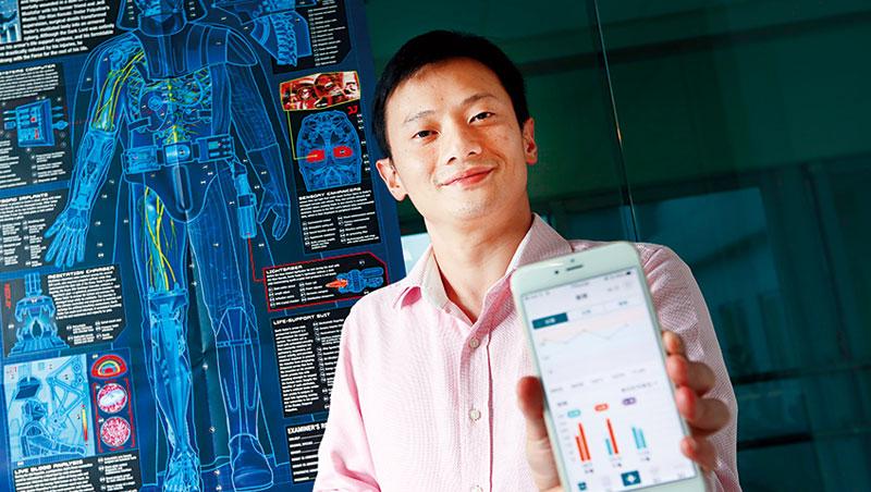 「選在台灣創業,我很幸運。」鄧居義說,台灣的專業醫護經驗,是他切入醫療科技領域的重要奧援。