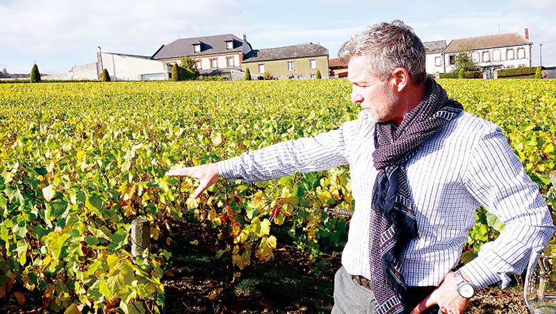 香檳區方面,漢斯山地附近的歷史葡萄園、香檳大道上的生產者,瓶中二次發酵的技術,共同成就了該區成為世界文化遺產的條件。