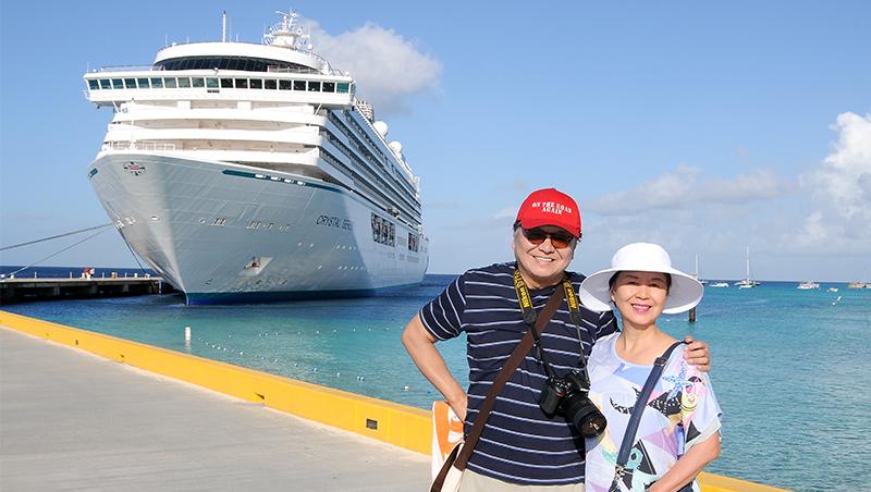 陶傳正的加勒比海郵輪之旅