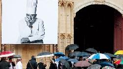 蟬聯54年米其林三星傳奇  世紀廚神保羅.包庫斯