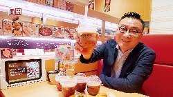歇腳亭攜手壽司郎賣珍奶 一次開500據點攻略