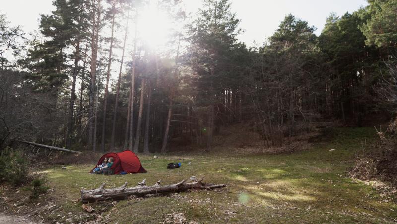 露營,不可承受的國土之殤