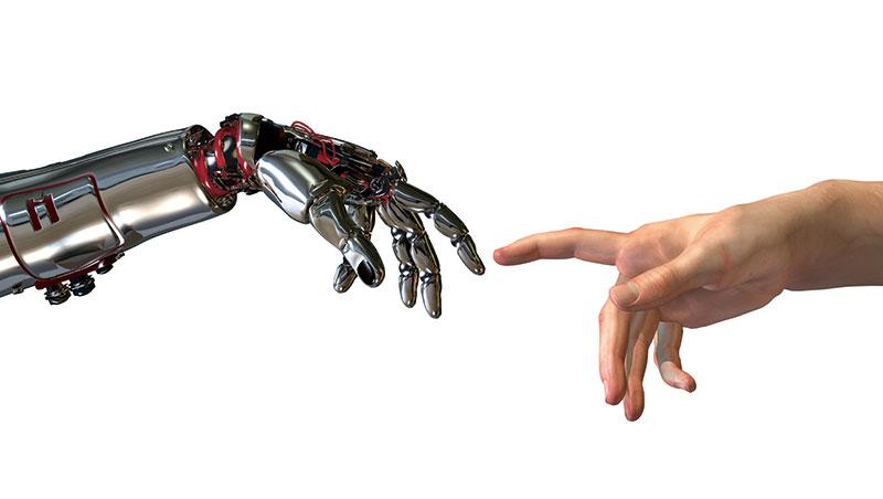 員工沒變多,營收增8倍》千億營收老闆告白:如何讓黑手師傅「教」機器人