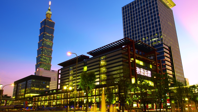全省都可以查!用電子發票畫的「消費地圖」,告訴你台灣哪裡消費力最強