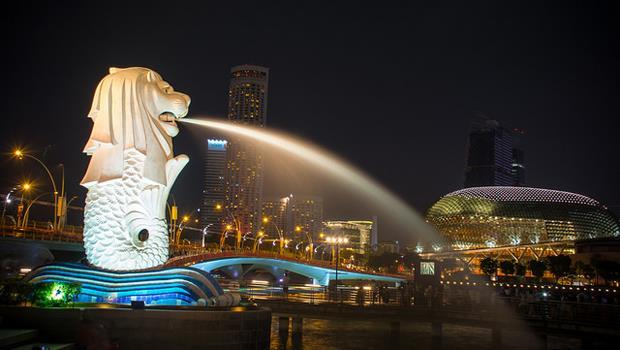 新加坡為何對「一帶一路」冷感?一旦這條新運河通了,星國末日恐來臨!