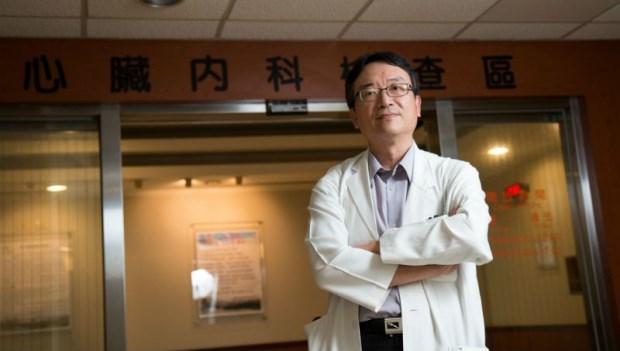 心肌梗塞救回率95%!心臟內科第一名醫師:每個病人都是我的VIP