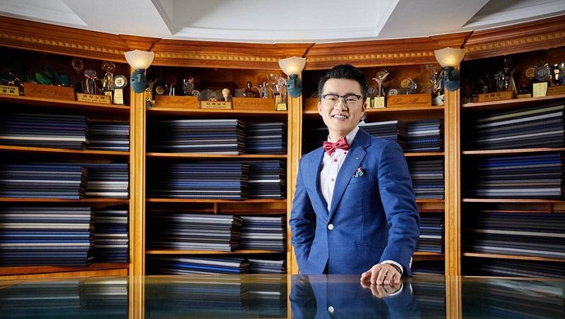 父親是總統裁縫師...西服世界冠軍李至誠,得到爸爸肯定,比參加世界大賽更難