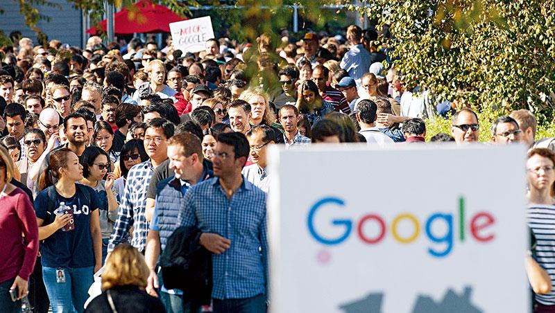 「Google不OK!」去年底僅籌備3天,就集結全集團五分之一員工抗議性醜聞,但如今多位發起人卻已接連離職求去。