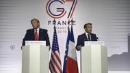 G7峰會直擊》馬克宏3招奇襲讓川普好尷尬...他如何成功說服各國出錢救亞馬遜