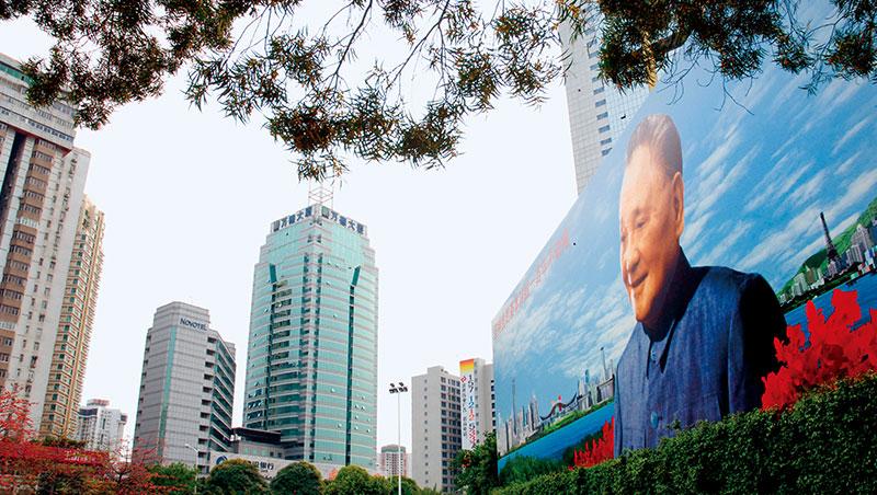 「深圳的使命正不斷深化。」官媒《新華社》對深圳如此期許,這也將是中國制度改革的希望。