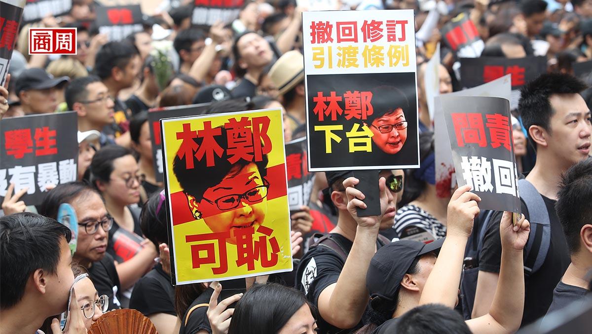 香港危機解除?林鄭宣告撤回《逃犯條例》不被埋單,問題卡在一張不敢發的牌⋯