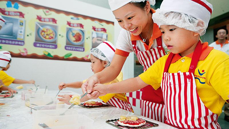 BabyBoss為3歲至12歲的孩子設計職業體驗,讓他們理解何謂賺錢,卻沒想到公司也正面臨經營考驗。