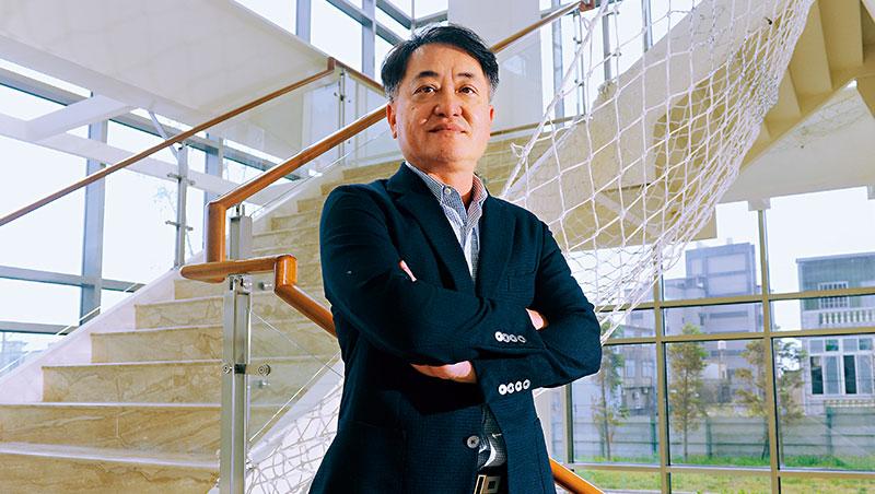 歷經了3年的低潮,陳河旭說,在谷底時猛力踩油門,是為了讓景碩有機會在5G時代重回技術領先者地位。