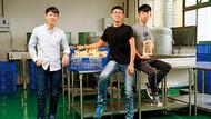 肌肉商機大噴發 24歲小子狂賣百萬片雞胸肉