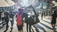 香港今起實施「禁蒙面法」 遊行蒙面恐關1年