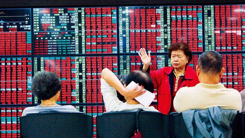 台股、新台幣雙升,今年以來平均每位股民賺近50萬元。