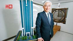 杜書伍砸50億蓋新總部 管最多的為何是一面窗簾?