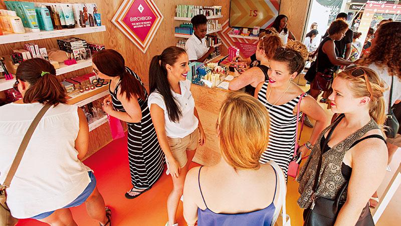 美國美妝電商品牌Birchbox推出的美妝盒子,全盛時期估值上看5億美元,卻因產品不夠特別,用戶紛紛轉訂。