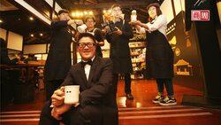 從「外帶1杯」轉型精品咖啡,cama開600坪旗艦店,能贏路易莎、星巴克?