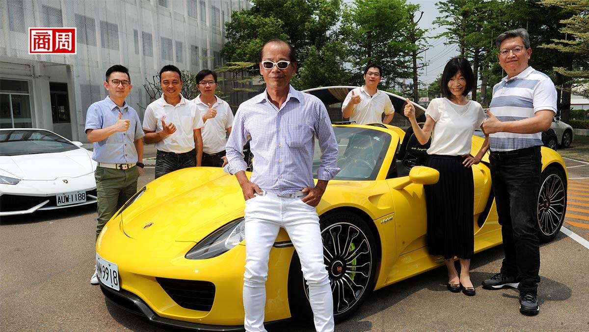 打進德國超跑的台灣零件王,全公司就只有一條KPI:員工月薪達8萬!