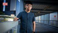 專訪社運領袖黃之鋒》香港動亂150天,為什麼會讓事情惡化至此?