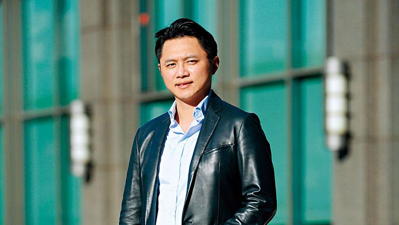 騰訊音樂娛樂集團副總裁潘才俊