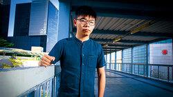 黃之鋒:以前香港分三派,現在做生意的,比較靠自由這邊