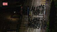 連線港中大現場》港警衝入那一夜,首投族留港台生:要以台灣身分記住一切!