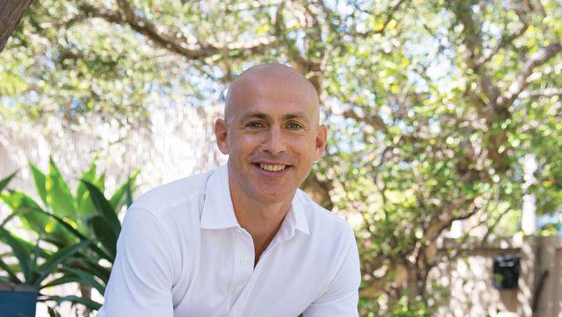 Headspace創辦人Andy Puddicombe。