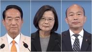 形象專家看辯論會:韓國瑜跟宋楚瑜的穿著,竟都犯了同一個錯...