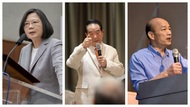 「台灣最大挑戰是中國擴張企圖心!」2020總統辯論,蔡、韓、宋直球對決中國議題