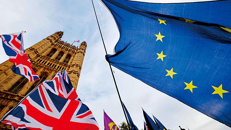 逾3年的「拖歐」戲碼落幕,此後英國將只能靠自己實力爭取市場認同。