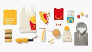 麥當勞推電商,要賣你「薯條帆布包」!速食店賣生活風格,考驗鐵粉忠誠度