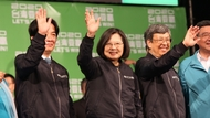 蔡英文勝選2020》記者會向北京喊話:「民主的台灣,不會屈服於威脅恫嚇」