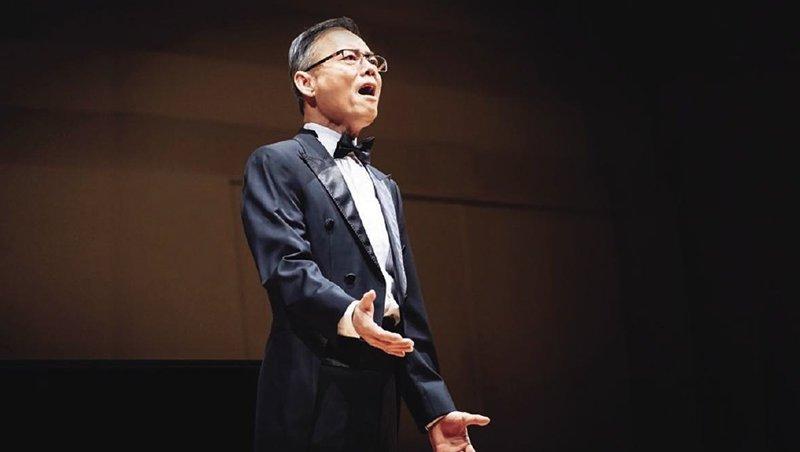退休前郭宗銘就辦過演唱會、出DVD。