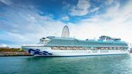 日本郵輪10人發病,3千人「海上隔離」!停過基隆港,船上有20個台灣人