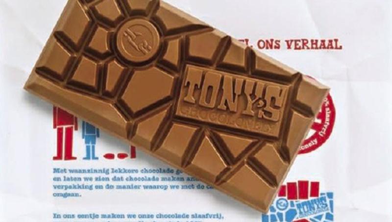 東尼的寂寞巧克力創辦人之一是專門調查食品業的新聞從業人員,他的「愛地球」訴求發揮影響力,改變市場玩家勢力。