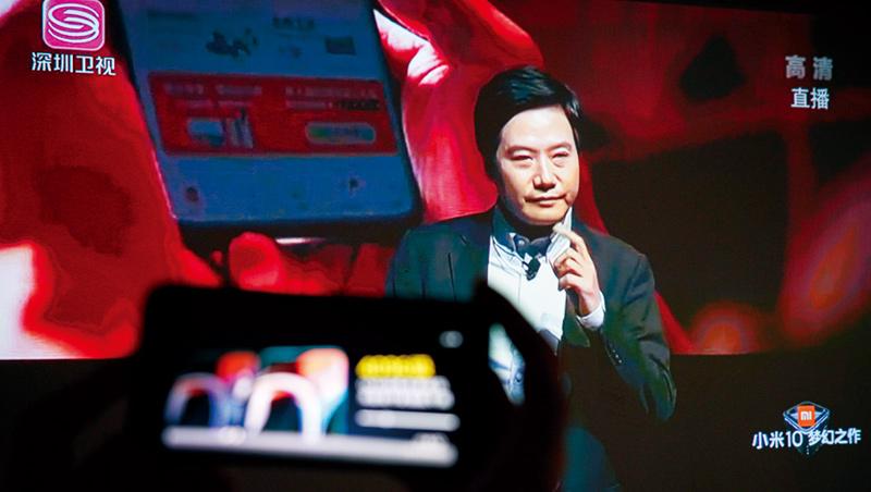 小米哏王創辦人出馬,無人發表會讓新機一天賣13億元