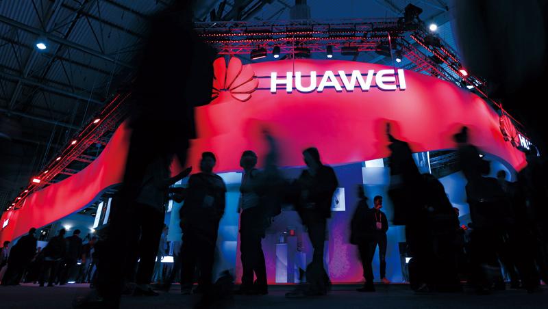 去年5月美國實施對華為禁令後,華為積極尋找「非美」供應鏈得以存活,如今美國打算加強防堵,可能減緩今年台灣晶圓廠成長預期。