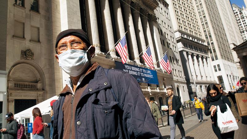 撒錢救市只會助長道德風險,鼓勵華爾街更投機,疫情後將埋下下一波金融危機導火線。