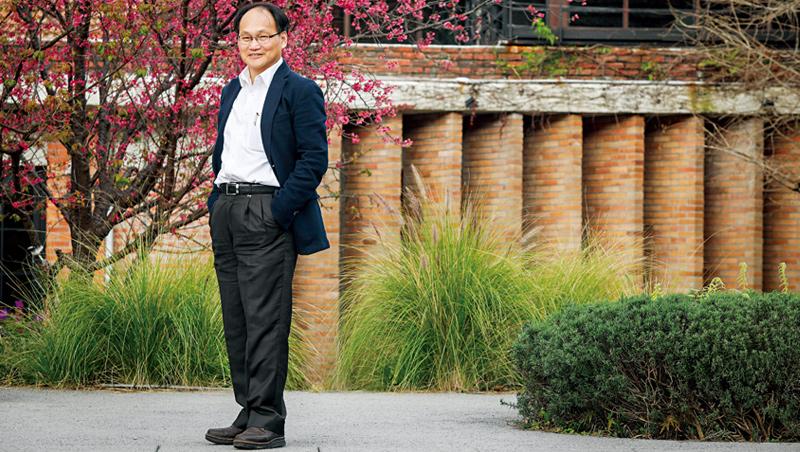 鈺德總經理羅宜富在科技業打滾30年,從未想過在職涯晚期,居然跨入餐飲業。