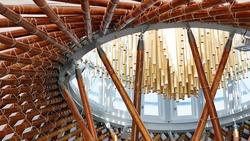 竹建築  風潮再起