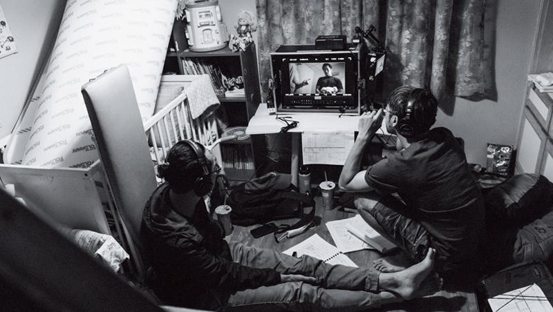 《誰是被害者》工作團隊分工精細,光是劇本就分階段才完工,作品在後期剪接階段更經歷許多討論。