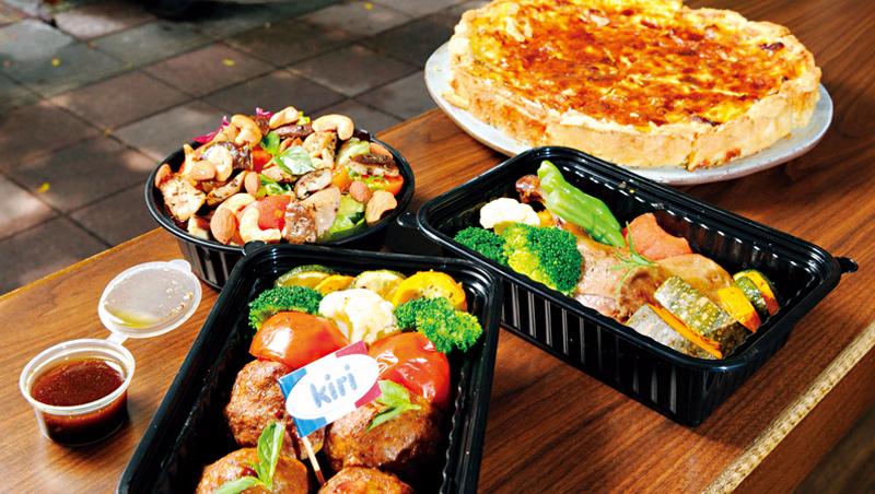 為降低食物里程數,多數的食材都選用台灣在地,完全符合現今台魂法菜的食尚趨勢。