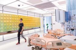 臨時醫院不必長得像方艙!台灣團隊「隨拆隨組病房」,外表超美還會變身